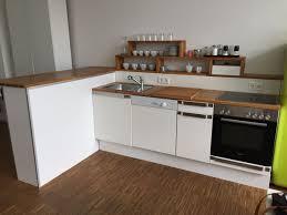 ikea küche inkl e geräte und bar in 81541 münchen for