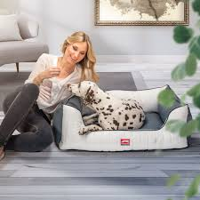 weil ein hundebett auch zu deinem stil passen muss