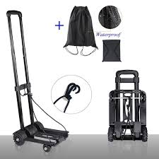 Folding Hand Truck 150 Lbs Heavy Duty Solid Construction Utility ... Shop Hand Trucks Dollies At Lowescom Wesco Superlite Folding Truck Walmartcom Sydney Trolleys 70 Kg155 Lbs Heavy Duty 4wheel Solid Top 10 Best Reviewed In 2018 170 Lbs Cart Dolly Push Collapsible Trolley Milwaukee 150 Lb Black Silver Fold Up Alinum By Cosco Shifter 300 2in1 Convertible And With Reviews 2017 Research Of Video Review Cheap Foldable Ht1864 Find