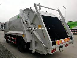 100 Rubbish Truck Dongfeng Waste Management Trash S Mobile 12m3 To 15m3 Garbage