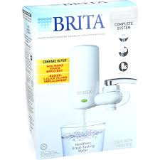 Culligan Faucet Water Filter Fm 15a by New Brita On Tap Faucet Water Filter System Chrome Faucet