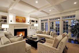 build in bookshelves dark wood fireplace for traditional living