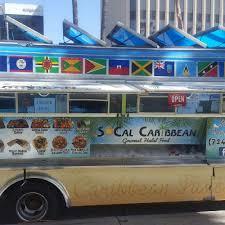 100 Socal Truck SoCal Caribbean Halal Foods Los Angeles Food S