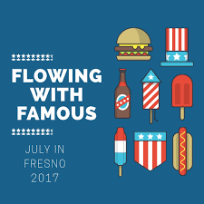 Clovis Christmas Tree Lane by Flowing With Famous Fresno Culture Podcast