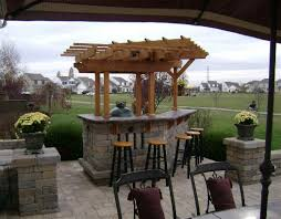 Cheap Patio Bar Ideas by 20 Creative Patio Outdoor Bar Ideas You Must Try At Your