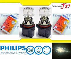 Xl 5200 Replacement Lamp by Philips Standard Psx26w 12278 H28w 26w Fog Light Bulb Drl Daytime