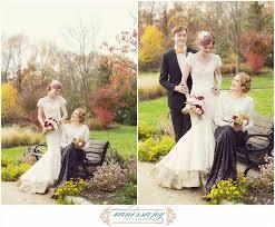 Rustic Garden Wedding Attire Bridesmaid Dresses Dub City Kansas St Dominic Catholic Church