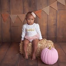 Glendale Pumpkin Patch by Pink Pumpkin Patch Themed Birthday Cake Smash Session Los Angeles