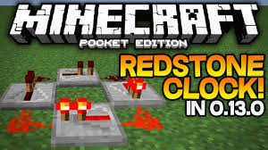 redstone clock 0 13 0 redstone creation no repeaters