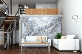 A Simple Drywall Backdrop Is Perfect To Show Off Other Interesting Design Features You Can