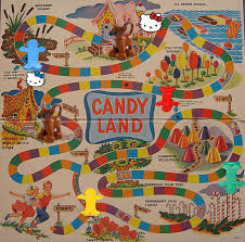 Role Playing Games And Candyland