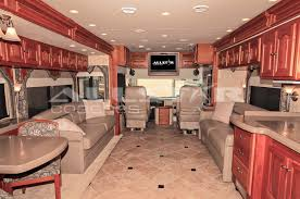 Allegro Bus 40 Luxury RVs Interior