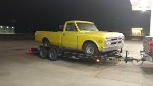 100 1972 Gmc Truck GMC C10 Banana Trash Can Chevy Forum GMC Forum
