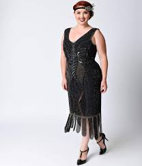1920s Plus Size Dresses Quality Costumes