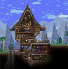 Terraria house Terraria House and Gaming