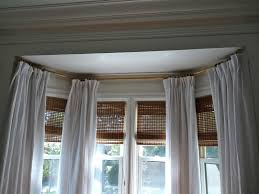 Jcpenney Curtain Rod Finials by Bay Window Curtain Rods Jcpenney Window Large Size Of Bow On