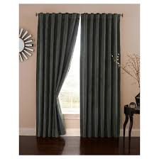 velvet blackout home theater curtain panel eclipse absolute zero