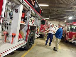 100 New Fire Trucks Castle Department Welcomes Two New Trucks S