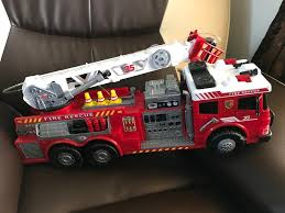 Large Toy Fire Engine Squirts Water & Plays Sounds | In Seacroft ... Childrens Large Functional Trailer Set With Sound And Light Moving Toy Review 2015 Hess Fire Truck And Ladder Rescue Words On The Word With Head Sensor Kids Toys Car Model Buy Double Large Toy Fire Truck Firetruck Ladder Alloy 9 Fantastic Trucks For Junior Firefighters Flaming Fun Awesome Vintage 1950s Tonka Engine Tfd Big Children Playhouse Popup Play Tent Boysgirls Indoor Matchbox Giant Ride On Youtube Usd 10129 Remote Control News Iveco 150e Magirus Trucklorry 150 Bburago Amazoncom Memtes Electric Lights Sirens