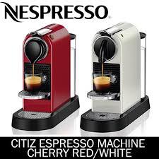 Nespresso D112 SG WH NE Citiz Espresso Machine White