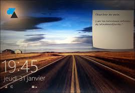 comment mettre des post it sur le bureau windows 7 où sont passés les post it de windows windowsfacile fr