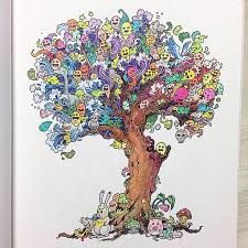 Master Doodler Kerby Rosanes Has Created A Stunning Coloring Book For People Of All Ages Titled Doodle Invasion