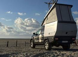 100 Pop Up Truck Camper This Popup Camper Transforms Any Truck Into A Tiny Mobile
