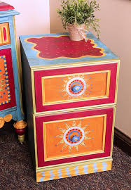 Americana Decor Chalky Finish Paint Walmart by Boho Inspired File Cabinet Project By Decoart