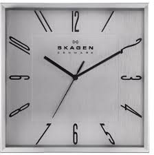 About These Skagen Wall Clock