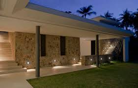 Recessed Outdoor Lighting Garage — Diavolet Designs How To