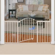 amazon com summer infant metal expansion gate 6 foot wide walk