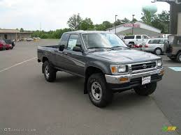 1994 Dark Gray Metallic Toyota Pickup SR5 V6 Extended Cab 4x4 ... 1994 Toyota Pickup Overview Cargurus Extended Cab Auto Cold Ac Auto City Llc 4x4 Sr5 Extra 30l V6 Efi 123k Miles Card Photos Informations Articles Bestcarmagcom Shipwrecked Photo Image Gallery 5speed 22re 4cyl Efi 111k Orig Dx Reg Short Box 22re Supa Yota 4wd For Sale Tacoma World Pickup Truck Item Ea9697 Sold March 7 Vehic For Classiccarscom Cc1075291 Truck 4 Ylinder Automatic Rust Free