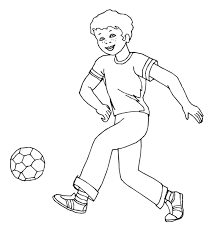 Awesome Boy Coloring Pages Perfect Page Ideas
