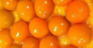 raffaello torte mit aprikosen