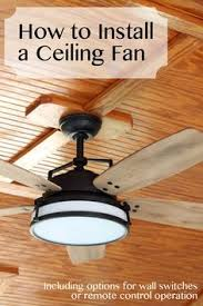 Wobbly Ceiling Fan Box by How To Fix A Wobbly Ceiling Fan Diy Projects Pinterest