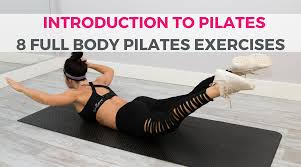 8 Easy Pilates Exercises for Beginners You Can Do At Home
