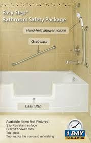 Bathtub Overflow Plate Fell Off by Best 25 Bathroom Safety Ideas On Pinterest Shower Grab Bar Ada