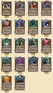 Murloc Deck Shaman Or Warlock by 25 Beste Ideeën Over Rogue Deck Hearthstone Op Pinterest World