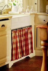 White French Country Kitchen Curtains by Country Style Curtains French Country Kitchen Window Treatments D