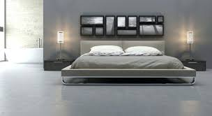 contemporary wooden bed – vansaro