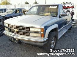 Used Parts 1991 Chevrolet Silverado 2500 5.7L 4x4 | Subway Truck ... 1991 Chevy Silverado Automatic New Transmission New Air Cditioning Chevrolet S10 Pickup T156 Indy 2017 Truck Dstone7y Flickr With Ls2 Engine Youtube K1500 Fix Steve K Lmc Life Timmy The Truck Safety Stance Gmc Sierra 881992 Instrument Front Winch Bumper Fits Chevygmc K5 Blazer Trucks 731991 Burnout