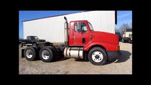 100 Semi Trucks Auctions 1995 International 8200 Semi Truck For Sale Sold At Auction April