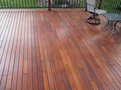 Pavillion Jarrah Engineered Wood Decking