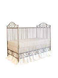 Bratt Decor Venetian Crib Daybed Kit by Amazon Com Bratt Decor Casablanca Crib Pewter Baby