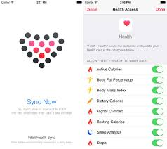 Sync Solver lets you view Fitbit data in iOS 8 Health app