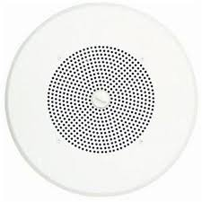 Bogen Amplified Drop In Ceiling Speakers by Buy Bogen Avaya Lurc70vs Round Ceiling Speaker In Cheap Price On