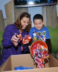 Operation Gratitude Halloween Candy Buy Back by Memorial Area Dentists Donate Treats From Halloween To Operation