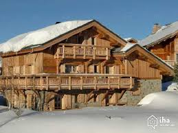 chalet 10 personnes alpes location chalet dans un hameau à alpe d huez iha 634
