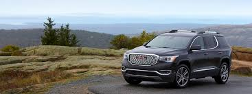 100 Acadia Truck GMC Vs Ford Explorer Vs Toyota Highlander Vs Honda CRV