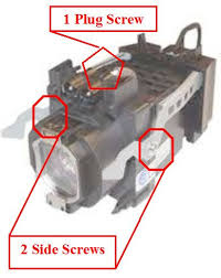 Sony Xl 2400 Replacement Lamp Instructions by Sony Xl2400 Tv Lamp Replacement Guide Calgary Projection Tv Repair